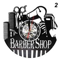 Часы для салона/парикмахерских Вarber