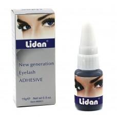 Клей для ресниц Lidan 15мл 6801#