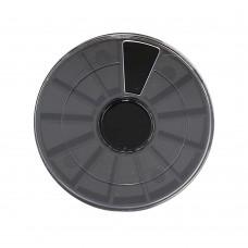 Контейнер 12 секций круглый черный (для декора)