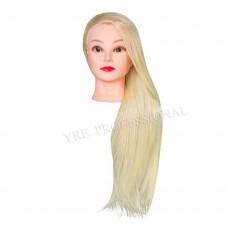 Голова для моделирования 4-518-613# искусственные термо белые