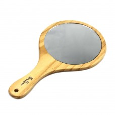 Зеркало для клиента 63R-964 круглое (дерево)