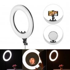 Лампа для визажиста кольцевая 96W (штатив в наборе) SY-3161