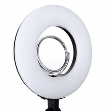 Лампа для визажиста 204-MS кольцевая (штатив в наборе)
