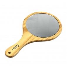 Зеркало для клиента 417-D (круглое/дерево)