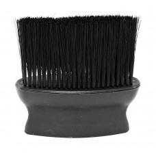 Сметка для волос черная (короткая ручка/пластик)