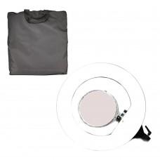 Лампа для визажиста кольцевая PLH-480L (штатив в наборе)