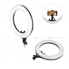 Лампа для визажиста SY-D240C 24W (штатив в наборе)
