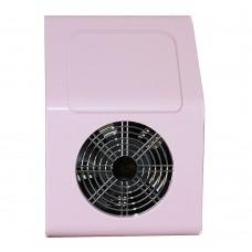 Пылеуловитель 20W 858-2B розовый