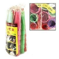 Бигуди конусные цветные (набор разных диаметров)