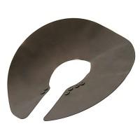Воротник-утяжелитель для пеньюара (серый)